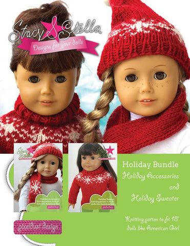 Holiday Bundle Knitting Pattern