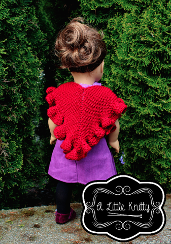 Pixie Packs Addy and Dana in Red - A Little Knitty Collection
