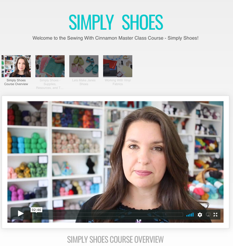 Simply Shoes - Master Class Video Course