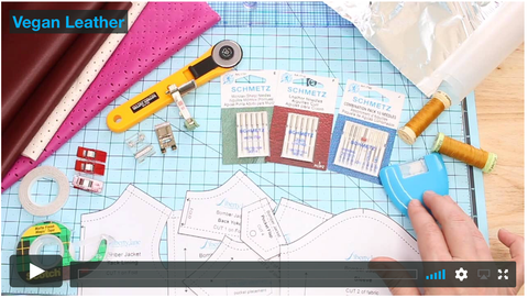 Sewing With Heavyweight Fabrics Master Class Video Course