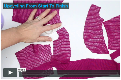 Sewing With Upcycled Socks Master Class Video Course