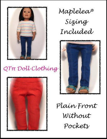 "Skinny Utility Pant 18"" Doll Clothes"