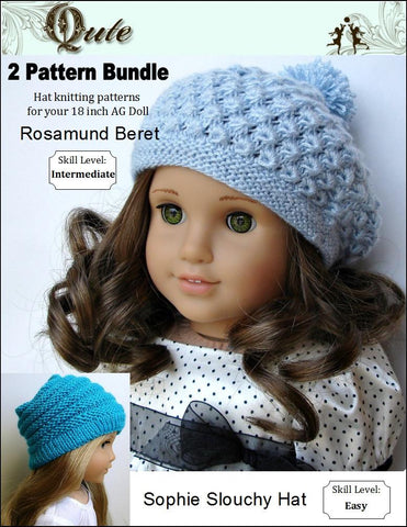 Sophie and Rosamund Knitting Pattern