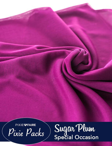 Pixie Packs Sugar Plum Special Occasion Fabrics