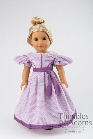 "The Beret Sleeve Dress 18"" Doll Clothes"