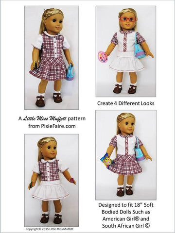 "Teacher's Pet 18"" Doll Clothes"