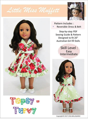 Topsy Turvy for Australian Girl Dolls