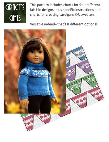 Versatile & Variegated Knitting Pattern