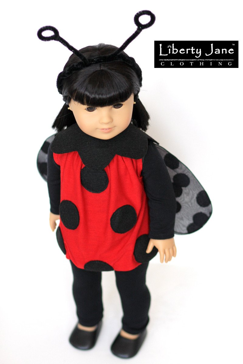 halloween costumes 15 18 inch doll clothes pattern - Clothes Halloween