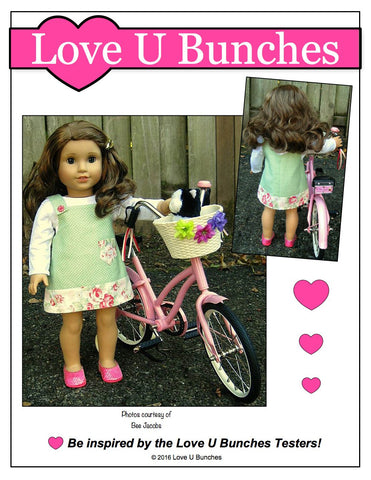 "All Buttoned Up 18"" Doll Clothes"