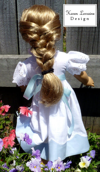 Heirloom Luncheon Doll Clothes Pattern For 18 Quot Dolls Such