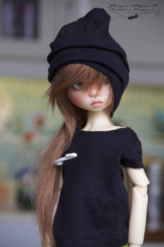 Urban Beanie Pattern for MSD Ball Jointed Dolls