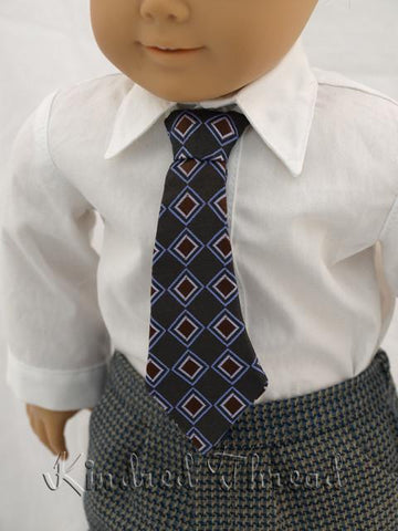 "Boy's Knicker Suit 18"" Doll Clothes"