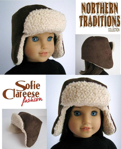 "Sofie's Hunter Hat 18"" Doll Accessories"