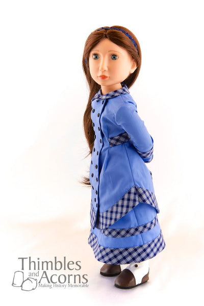 Thimbles and Acorns Carrie Doll Clothes Pattern 16 Inch A ...
