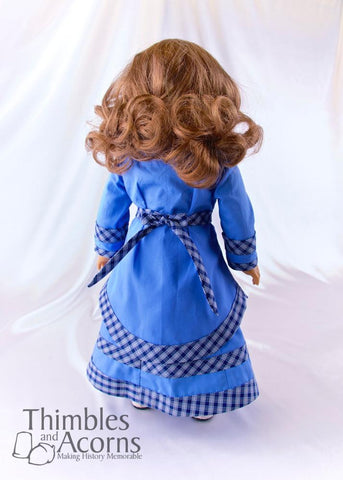 "Carrie 18"" Doll Clothes Pattern"