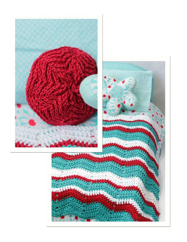 Chevron Throw Crochet Pattern