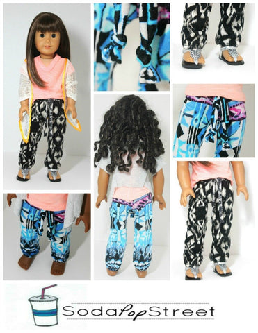 "Chuba Pants 18"" Doll Clothes"