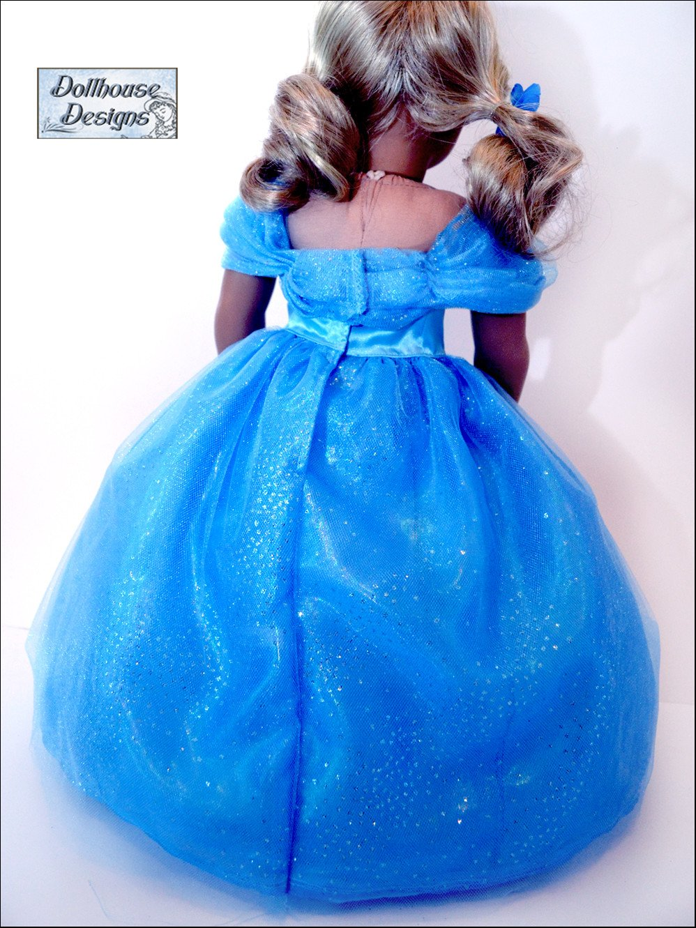 Dollhouse Designs To the Ball - Gown & Petticoat Doll Clothes ...