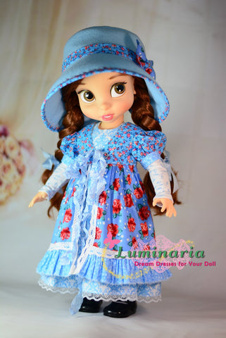 Countryside Girl Pattern For Disney Animators' Dolls