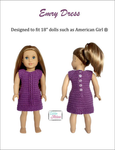 Emry Dress Crochet Pattern