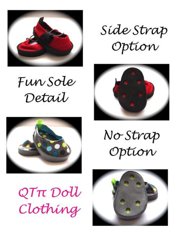 "Everyday Trekker 18"" Doll Shoes"