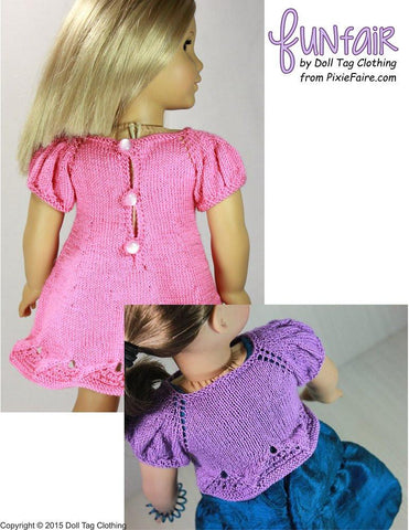 Funfair Knitting Pattern