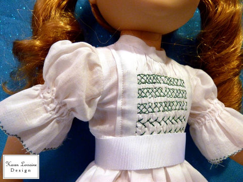 Heirloom Entree 13-14.5 Inch Doll Clothes Pattern