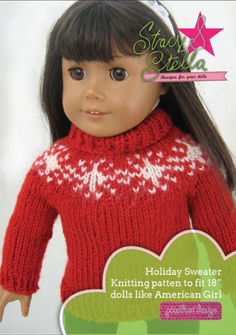 Holiday Sweater Knitting Pattern