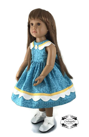 Sunday Best Pattern for Kidz n Cats Dolls