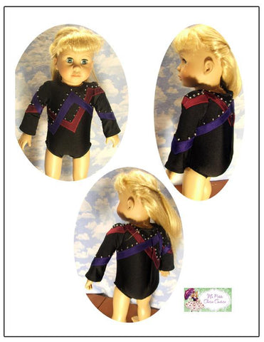 "Lightning Bolt Leotard 18"" Doll Clothes"