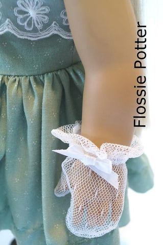 "Little '50s Dress 18"" Doll Clothes"