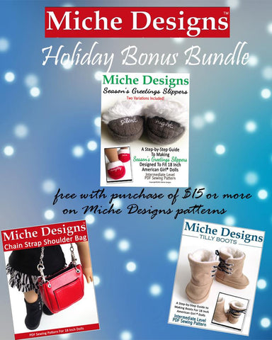 Miche Designs Free Bonus With Purchase 2017