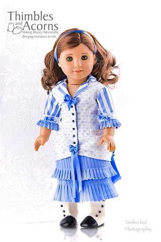 "First Impressions 16"" and 18"" Doll Clothes"