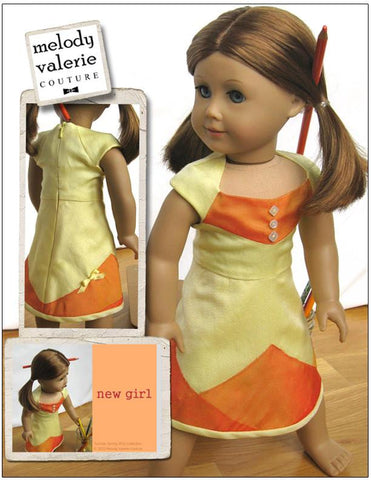 "New Girl Dress 18"" Doll Clothes"