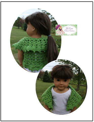 Ovation Vest Crochet Pattern