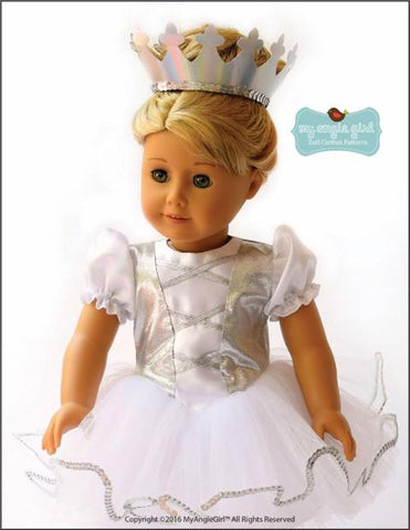 "Story Book Collection: Pointy Hat and Princess Crowns 18"" Doll Accessories"