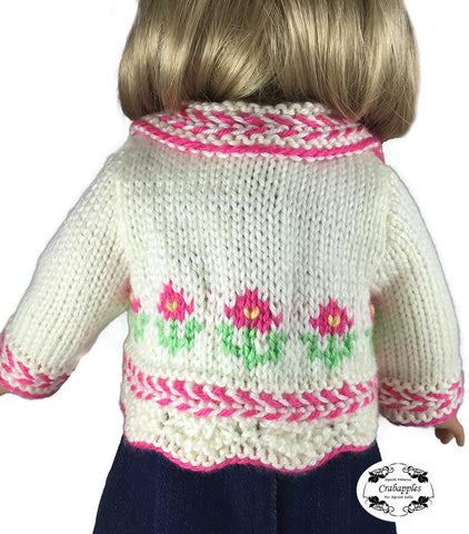 Rambling Rose Knitting Pattern