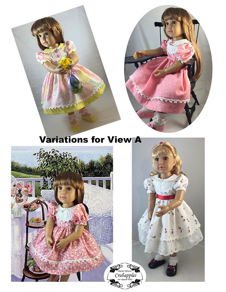 """9/"""" Mini Kidz/'n Cats KRUSELINGS Barbie Wee 3 /& Similar Size DOLL OUTFITS Only"""