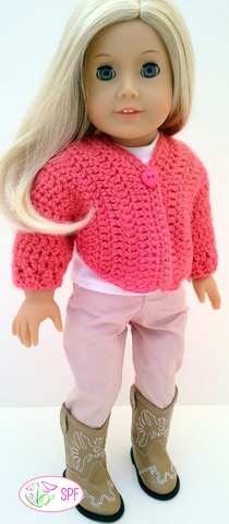 Shawligan Crochet Pattern