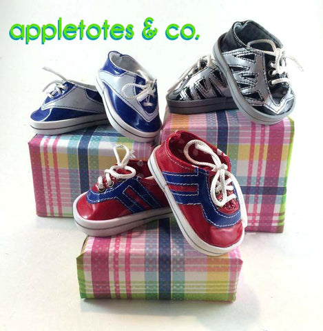 "Sneaker Collection 18"" Doll Shoe Pattern"