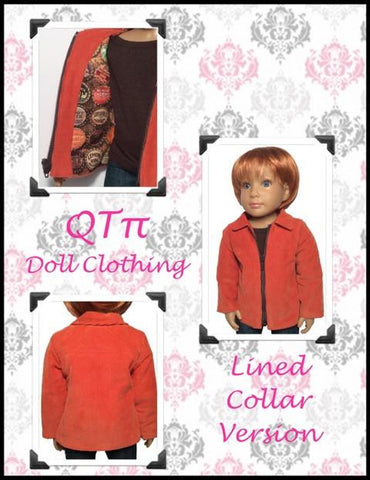 Springtime Fun Jacket for Kidz N Cats Dolls