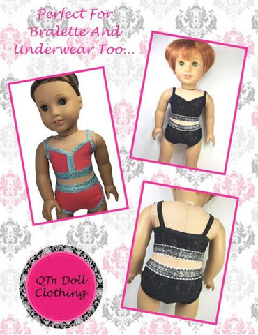 "Take The Plunge Swimsuit 18"" Doll Clothes"