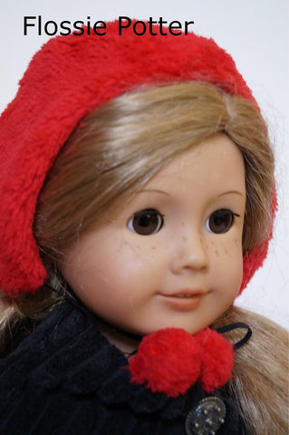 "Tuscan Winter Set 18"" Doll Clothes"