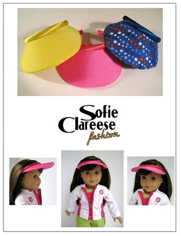 "Sofie's Visor 18"" Doll Accessories"