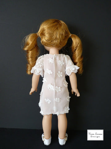 Winner's Circle 14-14.5 Inch Doll Clothes Pattern