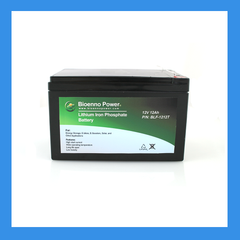 1a. 12V Series - LFP (LiFePO4) Batteries