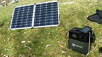 Bioenno Power Foldable 80 Watt Solar Panel and 400 W-hr Power Pack Review