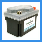 12V, 90 CCA LFP Starter Battery, (ABS, BLP-0490M)