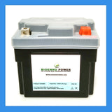 12V, 90 CCA LFP Starter Battery, (ABS, BLP-0490MS)